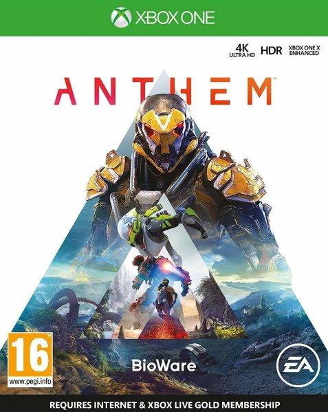 Anthem til Xbox One