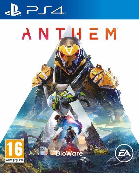 Anthem til Playstation 4