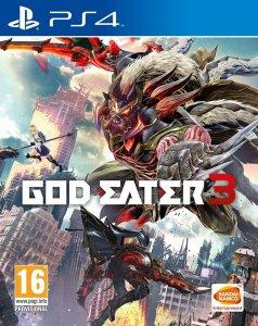 God Eater 3 til Playstation 4