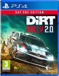 Dirt Rally 2.0 til Playstation 4