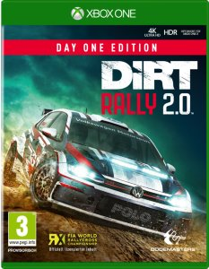 Dirt Rally 2.0 til Xbox One