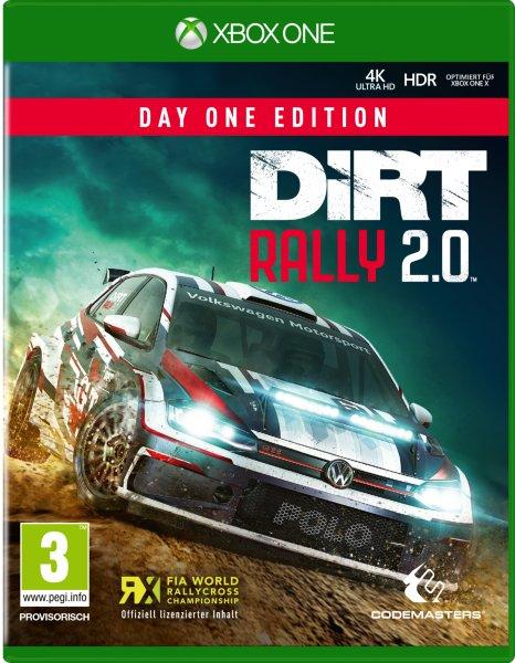 Codemasters Dirt Rally 2.0