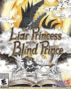 The Liar Princess and the Blind Prince til Playstation 4
