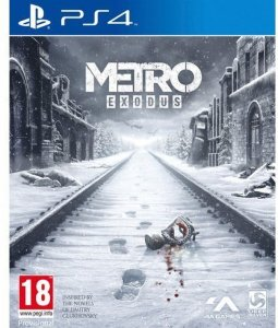 Metro Exodus til Playstation 4