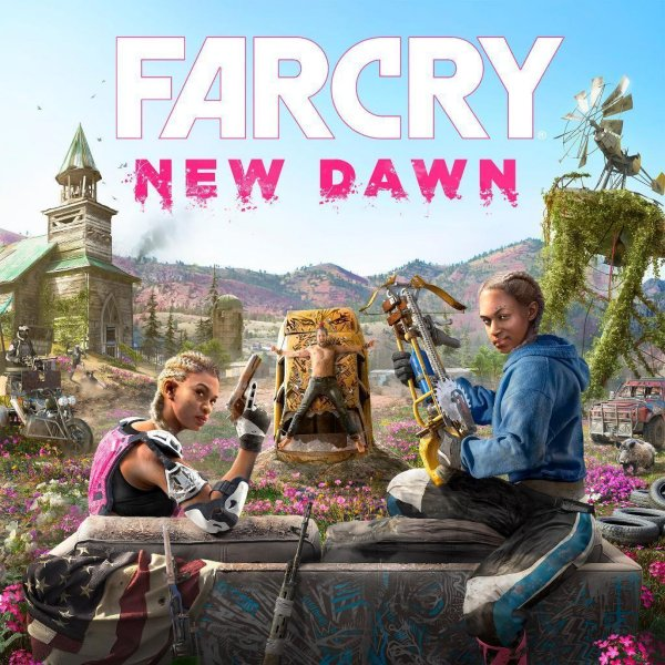 Far Cry New Dawn til Playstation 4