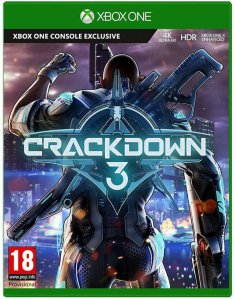 Crackdown 3 til Xbox One