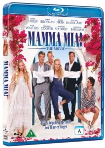 Mamma Mia! (Blu Ray)