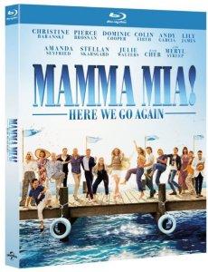 Mamma Mia: Here we go again! (Blu Ray)