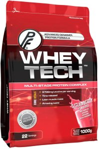 Proteinfabrikken Whey Tech Jordbær 1kg