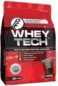 Whey Tech Sjokolade 1kg