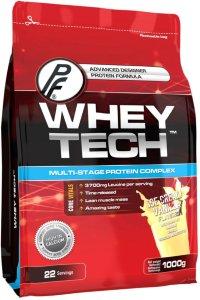 Whey Tech Vanilje 1kg
