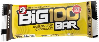 Proteinfabrikken Big 100 Banana Dark Chocolate