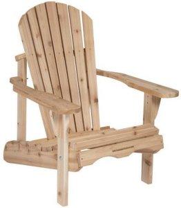 Classic Adirondack stol