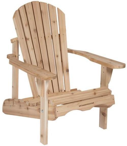 Canadian Outdoor Classic Adirondack stol