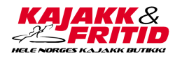 Kajakk & Fritid logo