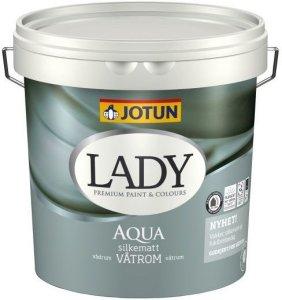 Jotun Lady Aqua (2,7 liter)
