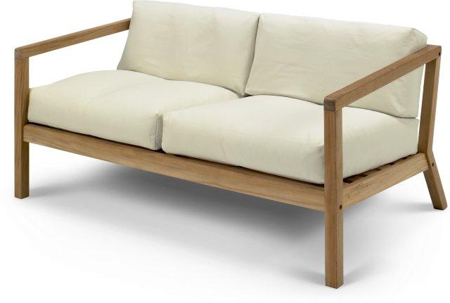 Skagerak Virkelyst sofa m/puter