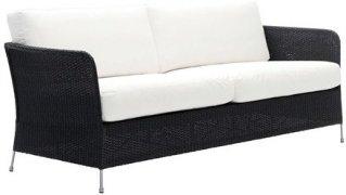 Sika Design Orion 3-seter sofa u/puter