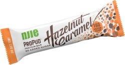 NJIE Propud Hazelnut Caramel Proteinbar
