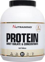 Nutramino Whey Protein Vanilje 1,8kg
