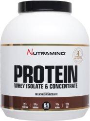Nutramino Whey Protein Sjokolade 1,8kg