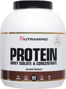 nutramino whey proteinpulver
