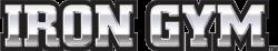 Iron Gym logo