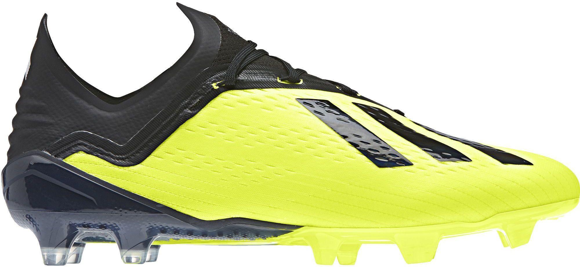 separation shoes 796ef 50fe4 Best pris på Adidas X 18.1 FG AG - Se priser før kjøp i Prisguiden