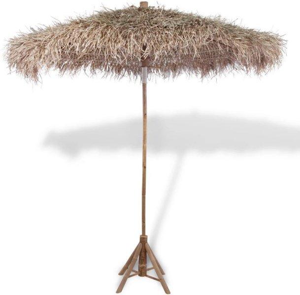VidaXL Bambus Parasoll 270cm