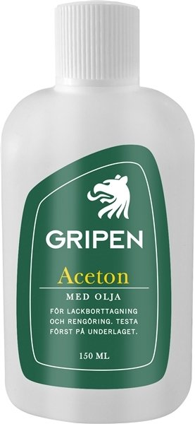 Gripen Aceton 150 ml