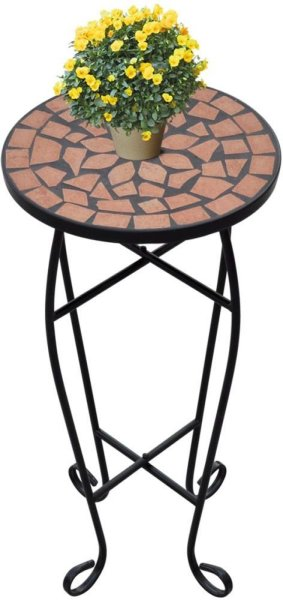 VidaXL Mosaikk Sidebord