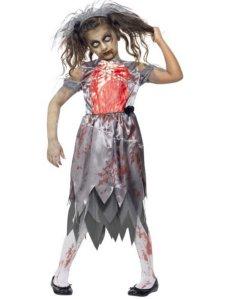 Best pris på Zombie Brud kostyme barn - Se priser før kjøp i Prisguiden 268029c96303b