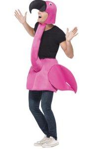 Flamingo kostyme