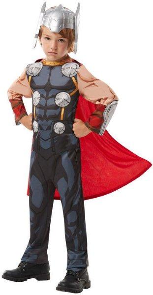 Thor-kostyme barn