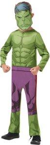 Hulken kostyme barn