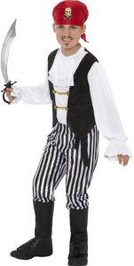 Sjørøver Kostyme barn