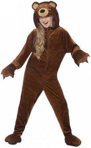 Bjørn kostyme barn