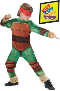 Ninja Turtles Kostyme barn