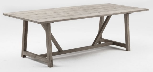 Sika Design George hagebord 100x240cm