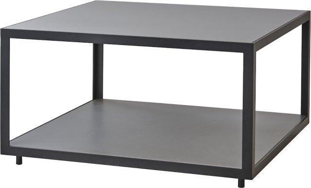 Cane-line Level sofabord beton 79x79cm