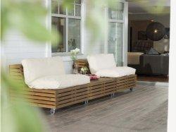Hillerstorp Bara Vara Loungegruppe 2 lenestoler 1 divan