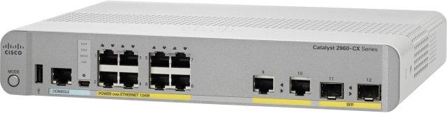 Cisco Catalyst 2960CX-8PC-L