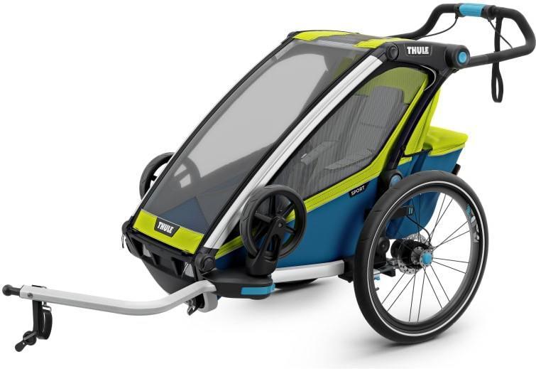 a9f8bdc7 Best pris på Thule Chariot Sport 1 - Se priser før kjøp i Prisguiden