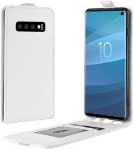 Vertikalt Flip-etui Samsung Galaxy S10