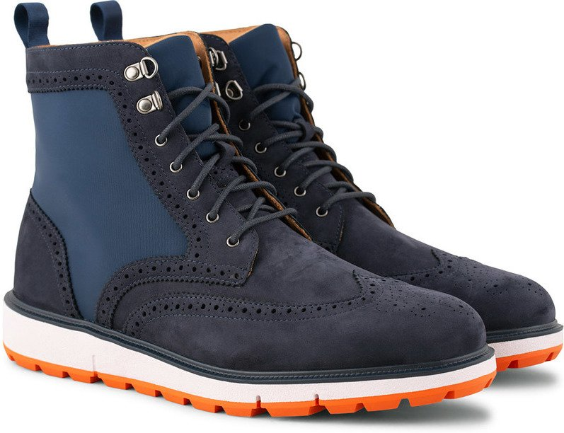 Swims Motion Wing Tip Boots