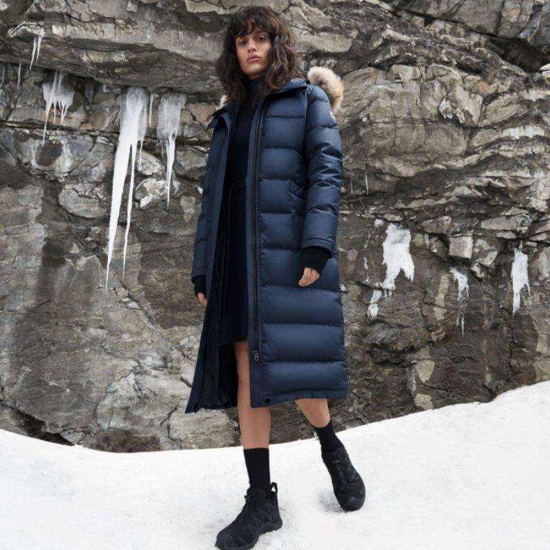 Best pris på Swims Davos Dunparkas Se priser før kjøp i