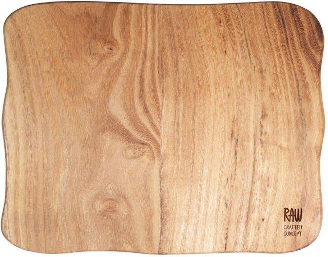 Aida Raw skjærebrett 32x24cm