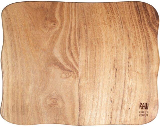 Aida Raw skjærebrett 40x30cm