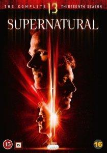 Supernatural - Sesong 13 (DVD)
