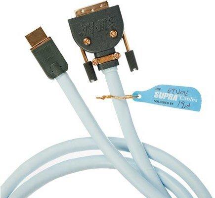 Supra HDMI-DVI 2m